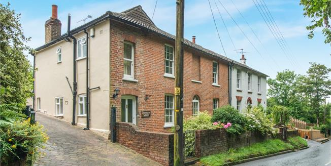 Guide Price £680,000, 4 Bedroom Semi Detached House For Sale in Shorne, DA12