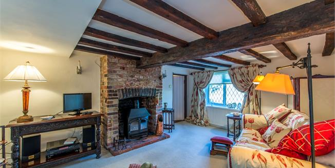 Guide Price £725,000, 4 Bedroom Detached House For Sale in Gravesend