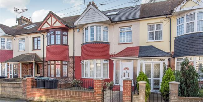Asking Price £350,000, 4 Bedroom Terraced House For Sale in Northfleet, DA11