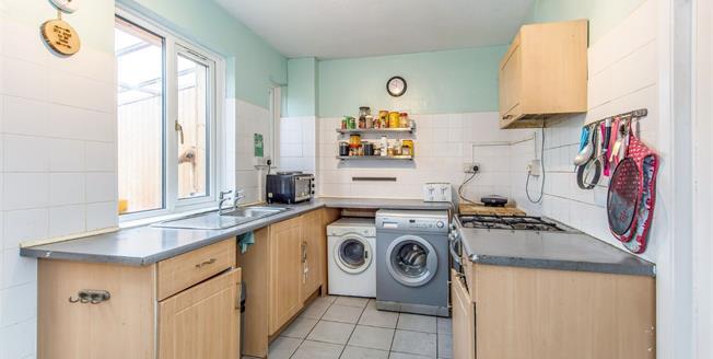 Guide Price £240,000, 3 Bedroom Terraced House For Sale in Gravesend, DA12