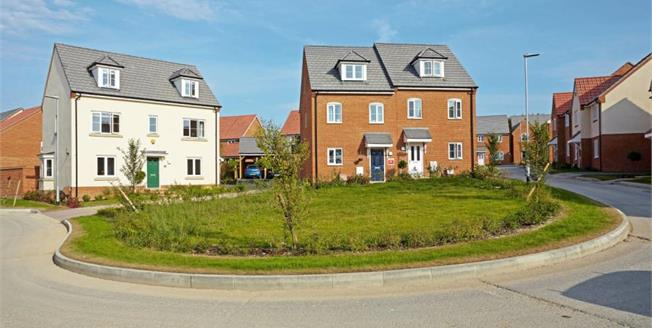 £259,995, 3 Bedroom Town House For Sale in Whitefield, CT16