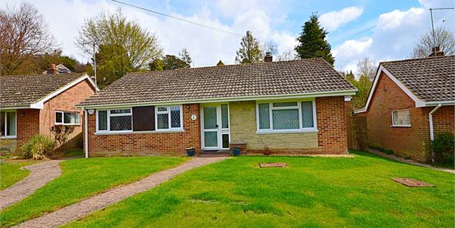 Asking Price £345,000, 4 Bedroom Detached Bungalow For Sale in Temple Ewell, CT16
