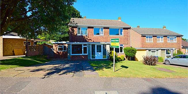 Offers in excess of £375,000, 4 Bedroom Detached House For Sale in Shepherdswell, CT15