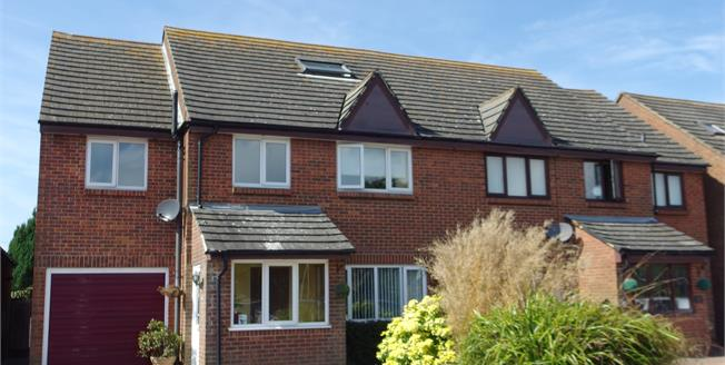 Asking Price £350,000, 5 Bedroom Semi Detached House For Sale in Whitfield, CT16