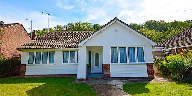 Offers in excess of £325,000, 3 Bedroom Detached Bungalow For Sale in Dover, CT17