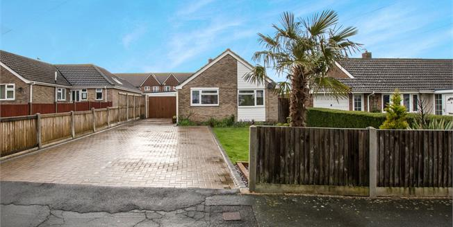 Offers in excess of £375,000, 3 Bedroom Detached Bungalow For Sale in Whitfield, CT16
