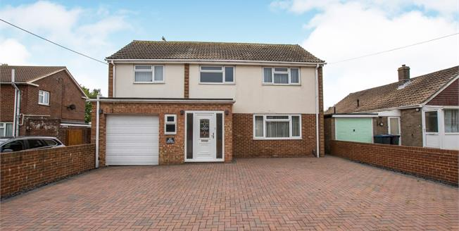 Asking Price £400,000, 4 Bedroom Detached House For Sale in Whitfield, CT16