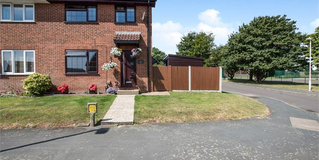 Asking Price £250,000, 3 Bedroom Semi Detached House For Sale in Whitfield, CT16