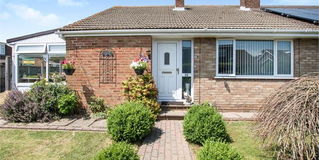 Offers Over £260,000, 3 Bedroom Semi Detached Bungalow For Sale in Whitfield, CT16