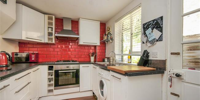 Asking Price £550,000, 2 Bedroom End of Terrace House For Sale in London, SE13