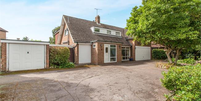 Offers Over £650,000, 5 Bedroom Detached House For Sale in Maidstone, ME16