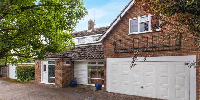 Asking Price £620,000, 5 Bedroom Detached House For Sale in Maidstone, ME16