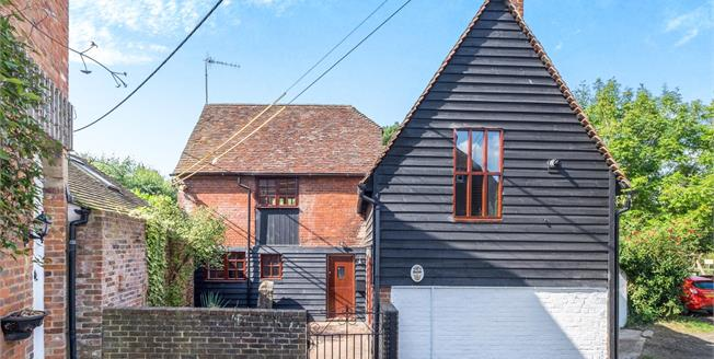 Offers in excess of £475,000, 3 Bedroom Detached House For Sale in Yalding, ME18