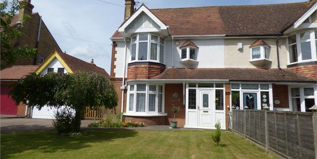 Offers Over £440,000, 4 Bedroom Semi Detached House For Sale in Maidstone, ME15
