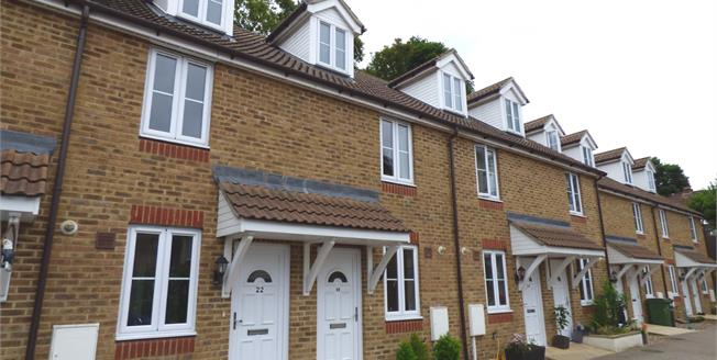 Offers in excess of £249,950, 3 Bedroom Terraced House For Sale in Maidstone, ME15