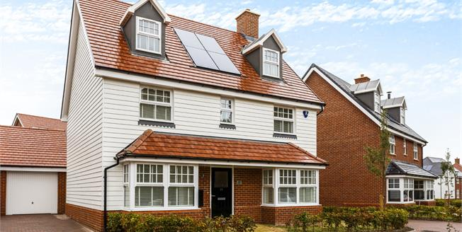 Offers in excess of £599,950, 5 Bedroom Detached House For Sale in Staplehurst, TN12