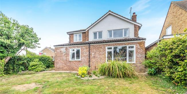 Offers in the region of £425,000, 5 Bedroom Detached House For Sale in Maidstone, ME16
