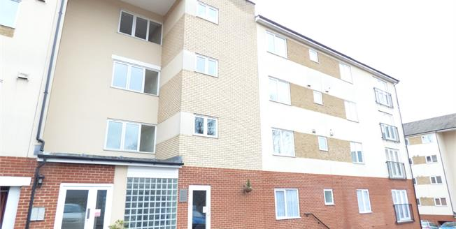 Offers in excess of £190,000, 2 Bedroom Flat For Sale in Maidstone, ME14