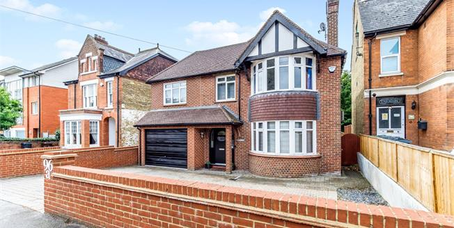 Asking Price £625,000, 4 Bedroom Detached House For Sale in Maidstone, ME14