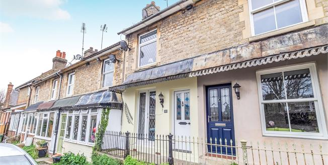 Offers in excess of £210,000, 2 Bedroom Terraced House For Sale in Maidstone, ME16