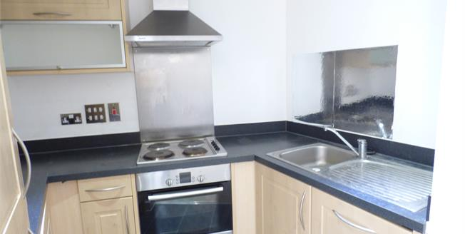 Asking Price £160,000, 2 Bedroom Flat For Sale in Maidstone, ME16