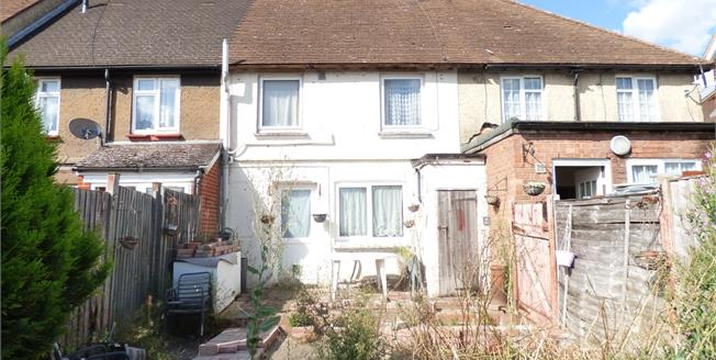Offers in the region of £180,000, 2 Bedroom Terraced House For Sale in Maidstone, ME15