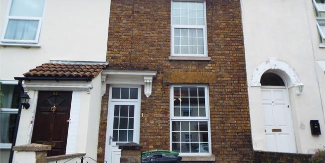 Asking Price £235,000, 3 Bedroom Terraced House For Sale in Maidstone, ME15