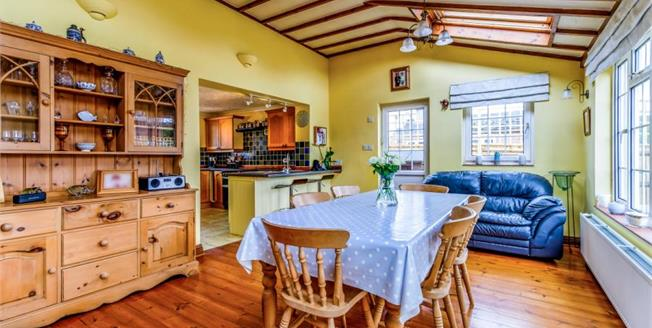 Guide Price £350,000, 3 Bedroom House For Sale in Coxheath, ME17