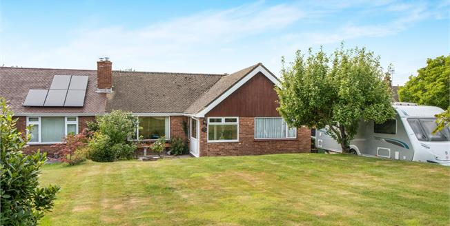 Offers Over £425,000, 3 Bedroom Semi Detached Bungalow For Sale in Loose, ME15