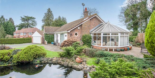 Asking Price £650,000, 4 Bedroom Detached Bungalow For Sale in East Farleigh, ME15