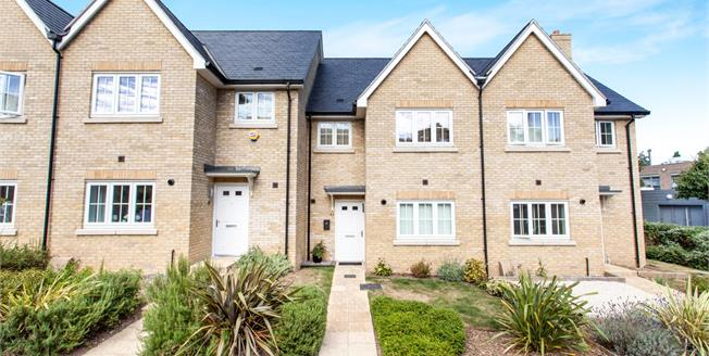 Asking Price £325,000, 3 Bedroom Terraced House For Sale in Maidstone, ME16