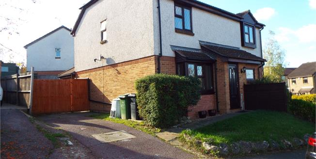 Guide Price £300,000, 3 Bedroom Semi Detached House For Sale in Downswood, ME15
