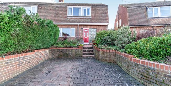 Offers Over £350,000, 3 Bedroom Semi Detached House For Sale in Penenden Heath, ME14