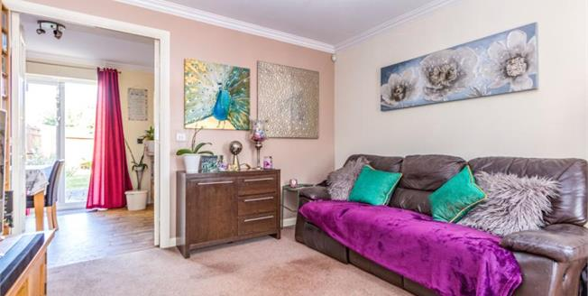 Guide Price £240,000, 2 Bedroom Terraced House For Sale in Maidstone, ME15