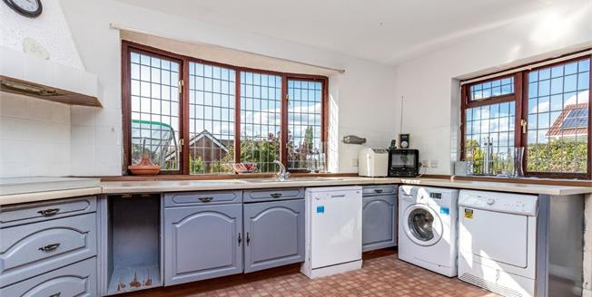 Asking Price £400,000, 3 Bedroom Semi Detached Bungalow For Sale in Loose, ME15