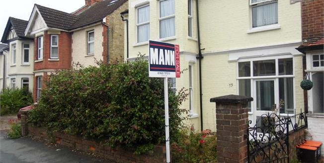 Guide Price £360,000, 5 Bedroom Semi Detached House For Sale in Maidstone, ME15