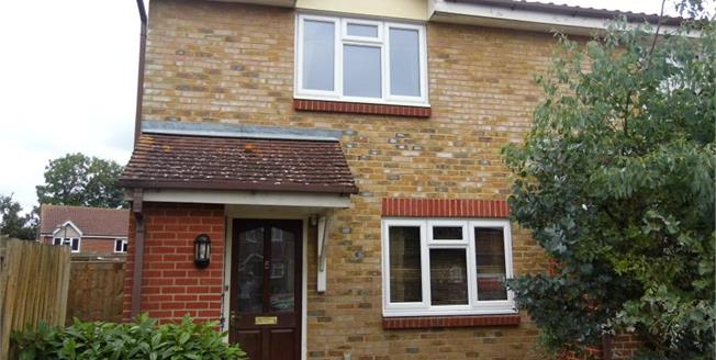 Asking Price £245,000, 2 Bedroom End of Terrace House For Sale in Marden, TN12