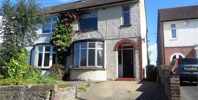 Guide Price £260,000, 3 Bedroom Semi Detached House For Sale in Maidstone, ME15