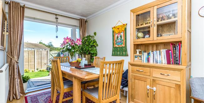 Guide Price £250,000, 3 Bedroom End of Terrace House For Sale in Maidstone, ME15