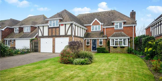 Offers in excess of £600,000, 4 Bedroom Detached House For Sale in Littlestone, TN28