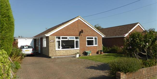Asking Price £290,000, 3 Bedroom Detached Bungalow For Sale in Greatstone, TN28