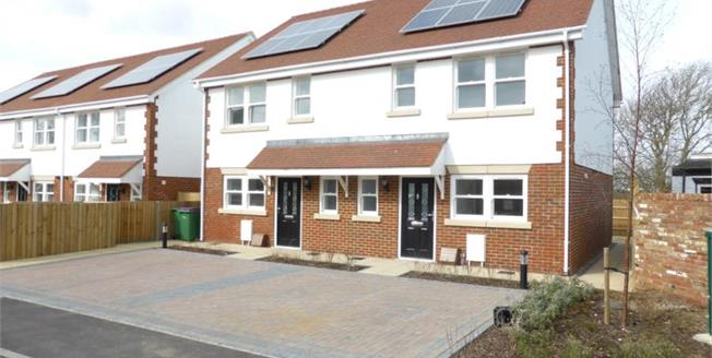 Guide Price £230,000, 3 Bedroom Semi Detached House For Sale in Lydd, TN29