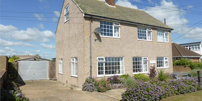 Guide Price £300,000, 4 Bedroom Detached House For Sale in Lydd on Sea, TN29