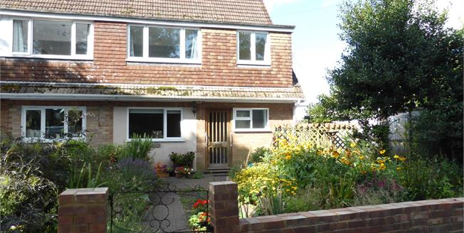 Asking Price £245,000, 4 Bedroom Semi Detached House For Sale in New Romney, TN28