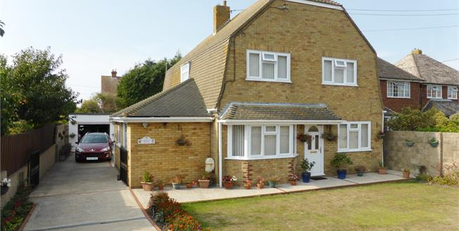 Asking Price £385,000, 4 Bedroom Detached House For Sale in Lydd, TN29