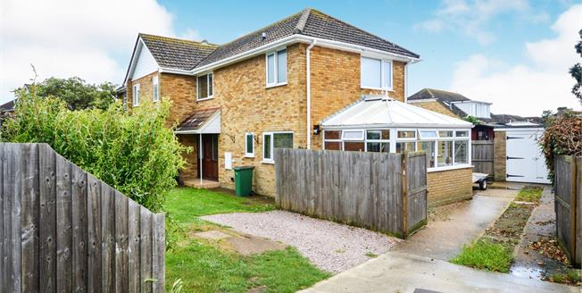 Offers in excess of £325,000, 3 Bedroom Semi Detached House For Sale in Dymchurch, TN29