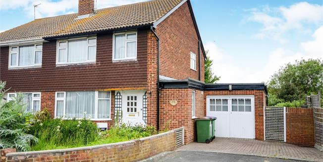 Asking Price £295,000, 3 Bedroom Semi Detached House For Sale in Lydd, TN29