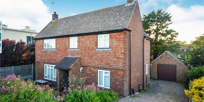 Asking Price £430,000, 4 Bedroom Detached House For Sale in Dymchurch, TN29