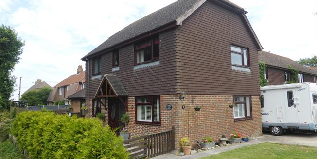 Asking Price £350,000, 3 Bedroom Detached House For Sale in St. Mary in the Marsh, TN29