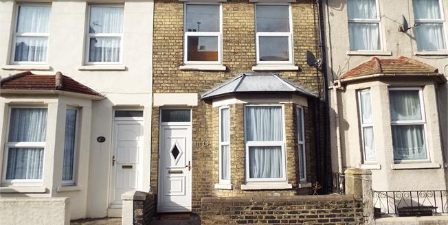 Offers in excess of £210,000, 2 Bedroom Terraced House For Sale in Rochester, ME1